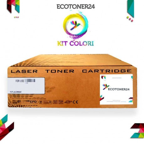 (Kit colori) Epson - C13S051104, S051104